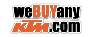 We buy any KTM logo