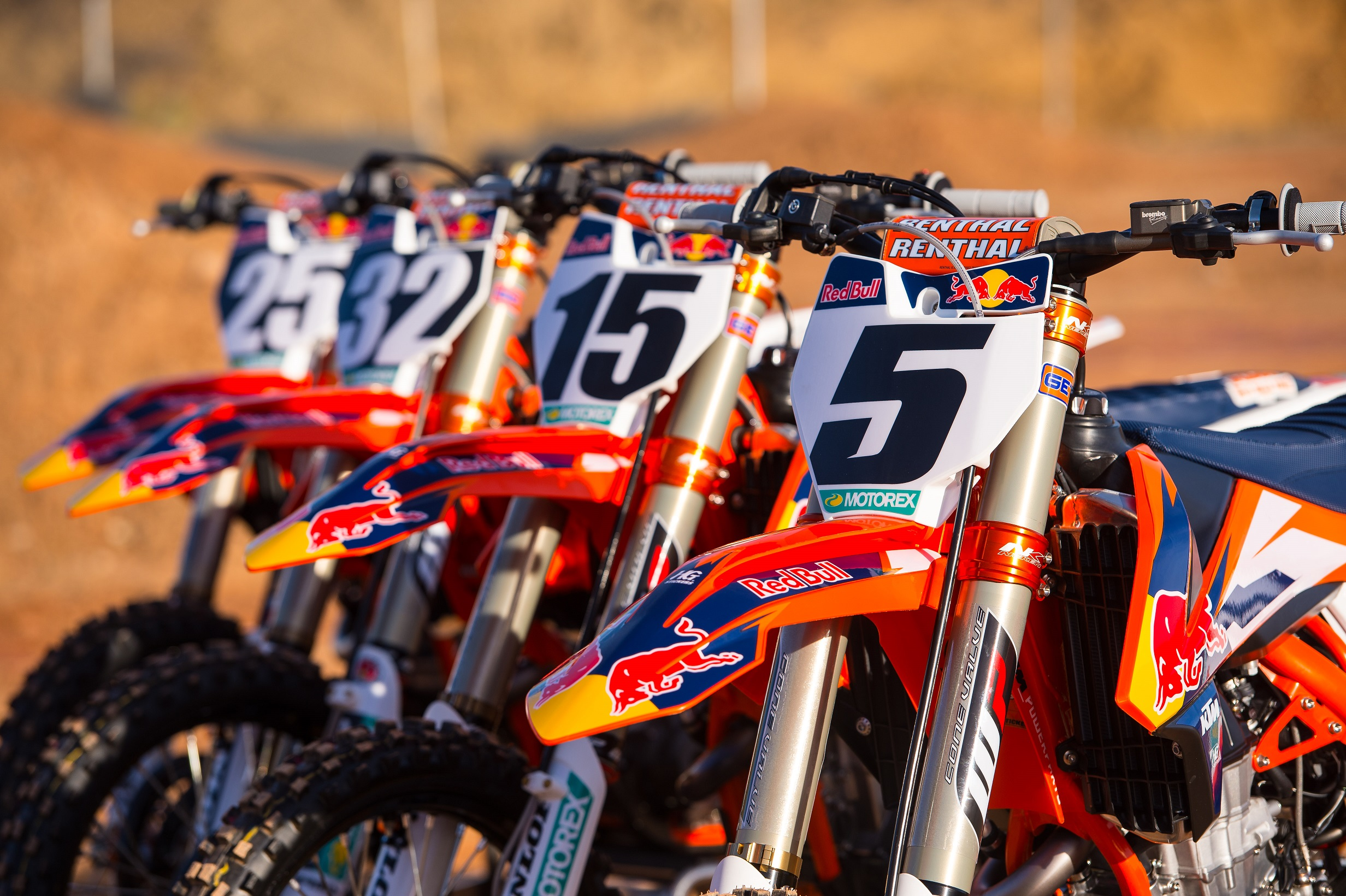 2016 ktm motocross bikes coming soon